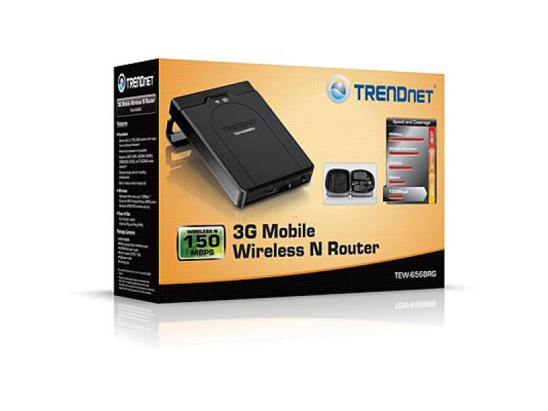 Imagen 3G Mobile Wireless Router 1