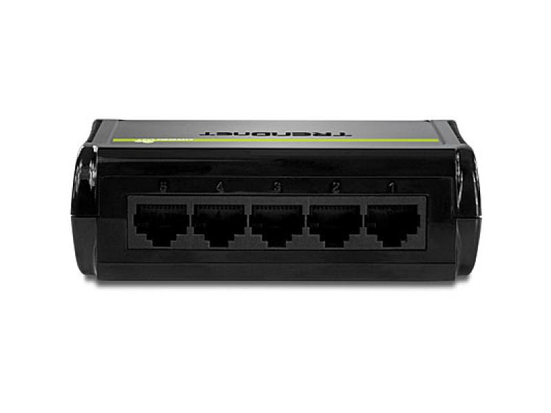 Imagen 5-Port 10/100Mbps Fast Ethernet Switch 4