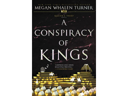Imagen A Conspiracy of Kings - Queen's Thief Series Volume 4