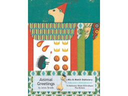 Imagen Animal Greetings - Mix & Max Stationery