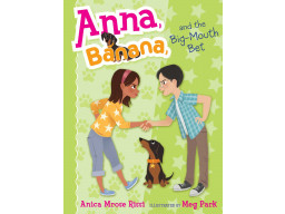 Imagen Anna, Banana, and the Big-Mouth Bet - Book 3