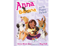 Imagen Anna, Banana, and the Puppy Parade - Book 4