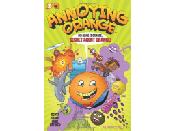 Imagen Annoying Orange #1: My name is Orange, Secret Agent Orange
