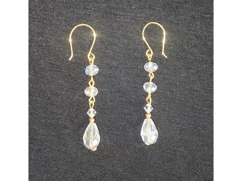 7a217174557d Aretes cristal swarovski checo