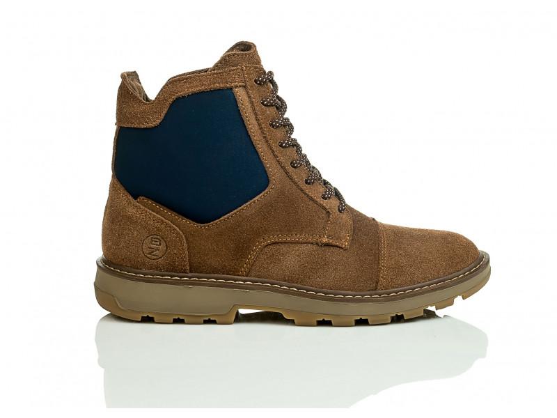 b7134dc09e BOTAS DE CUERO HOMBRE  18101-205 Zapatos Boóz