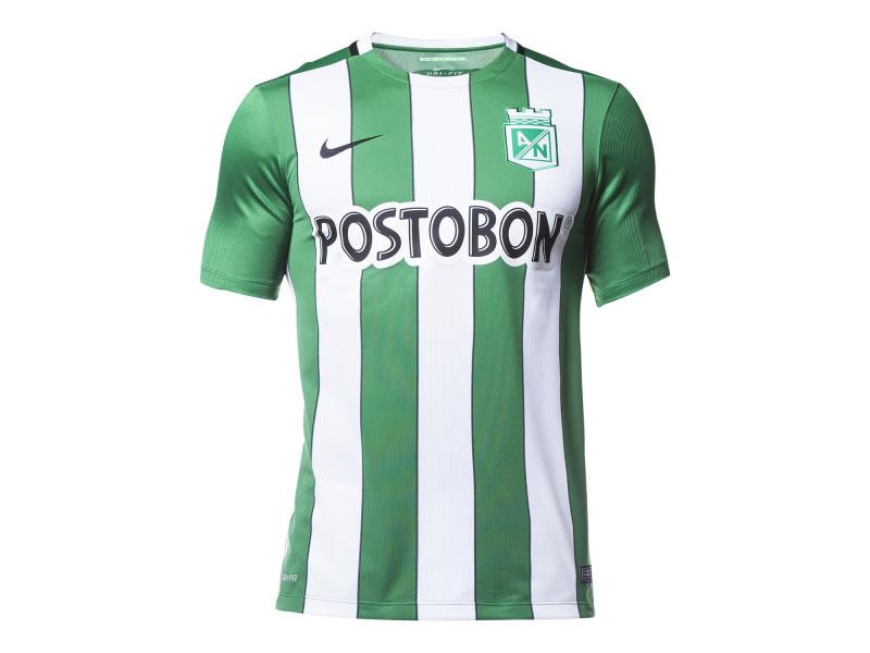 042804d2246 Camiseta de Juego Local Hombre Nike 2016: 3457898 Atlético Nacional