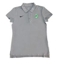 Camiseta polo gris dama Nike 2019.  58749945 Atlético Nacional ea66d641fab5f