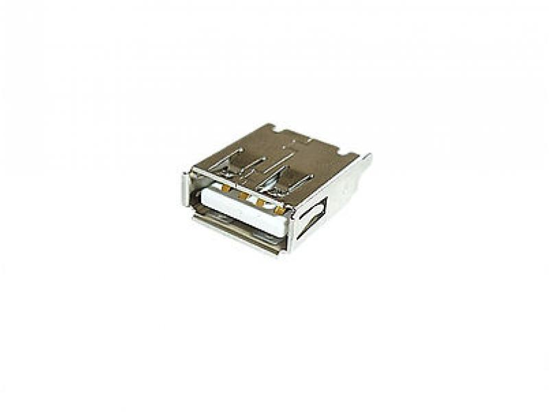 Imagen Conector USB A Hembra Chasis 1