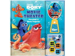 Imagen DISNEY-PIXAR Finding Dory - Movie Theater Storybook and Movie Projector