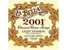 Imagen ENCORDADO LA BELLA 2001 MT TENSION MEDIUM