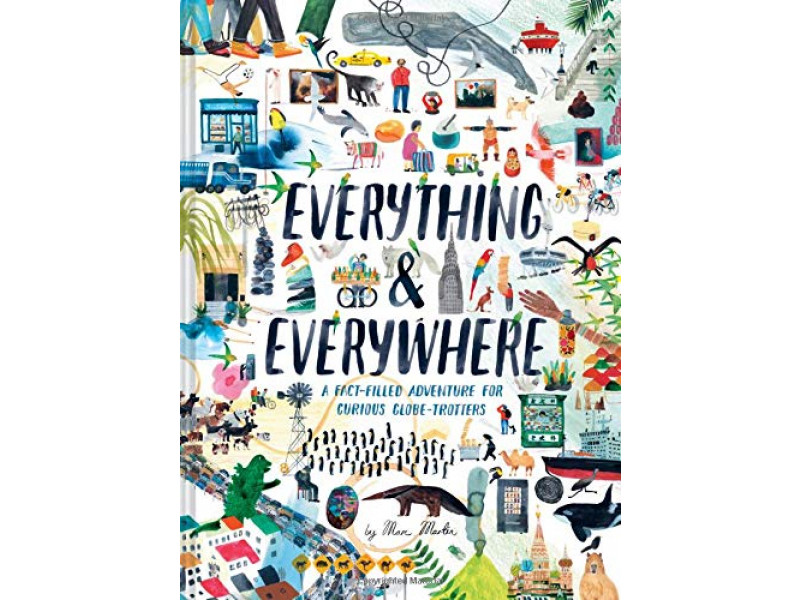 Imagen Everything & Everywhere: A Fact-Filled Adventure for Curious Globe-Trotters 1
