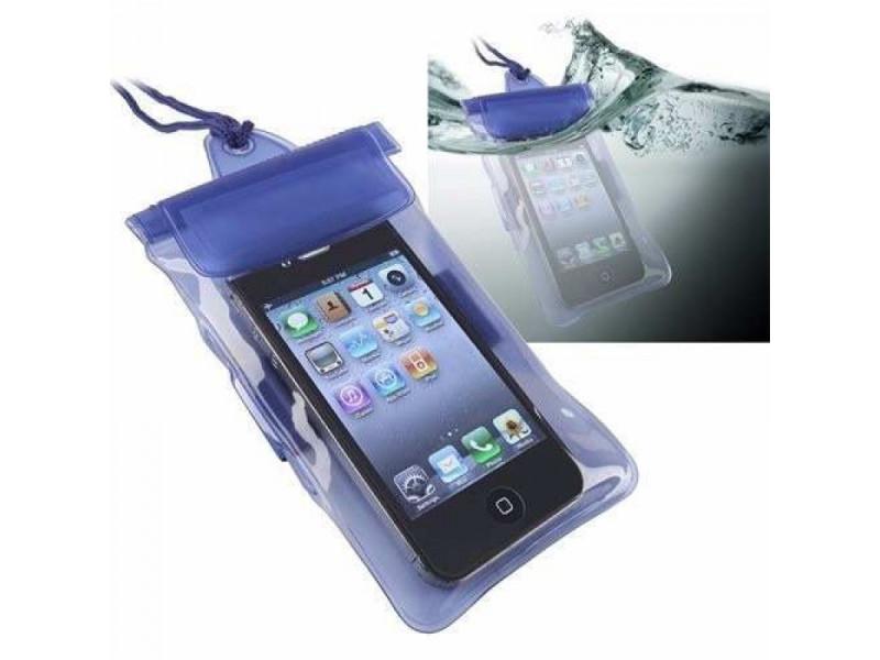040cce93244 Imagen Forro Protector Ipx8 Bolsa Para Celulares Sumergible En Agua