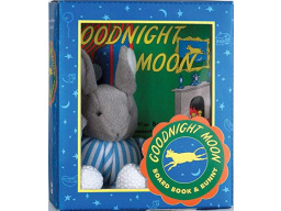 Imagen Goodnight Moon Board Book and Bunny
