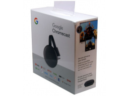 Imagen Google Chromecast 3 Original Netflix Youtube Smarttv Hd Wifi