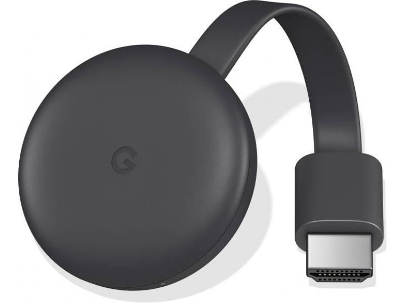 Imagen Google Chromecast 3ra Generación Netflix Youtube Smart tv 2
