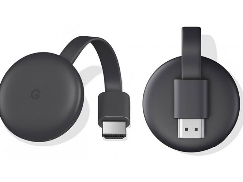 Imagen Google Chromecast 3ra Generación Netflix Youtube Smart tv 4