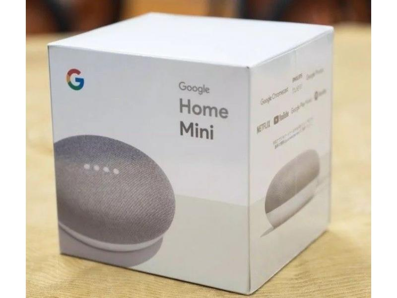 Imagen Google Home Mini parlante Inteligente Asistente Virtual 5
