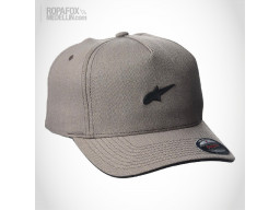 Imagen Gorra Alpinestars Hearth (Flexfit Cerrada) Brown/Black