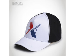 Imagen Gorra Armani Exchange Sach (Con Correa Ajustable) White/Red/Blue