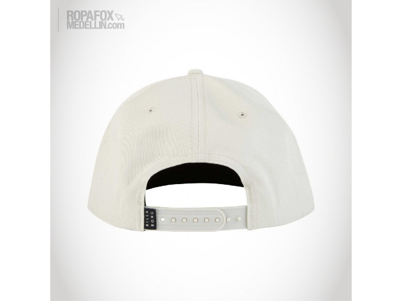 Imagen Gorra Billabong All Day (Snapback Con Broche Ajustable) Beige/Blue 3