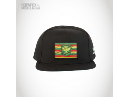 Imagen Gorra Billabong Native Hawaii (Snapback Con Broche Ajustable) Black