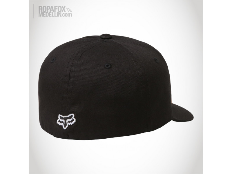 Gorra Fox Youth Heretic (Flexfit Cerrada) Black Colors  REF - 21017001 496ce13495c