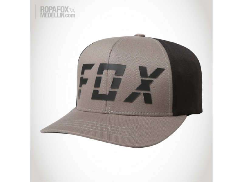 Gorra Fox Youth Smoke Blower (Flexfit Cerrada) Brown Black  REF ... b29b563b440