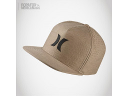Imagen Gorra Hurley Df Icon 4.0 (Snapback Con Broche Ajustable) Brown/Black