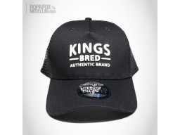 Imagen Gorra Kings Bred (Con Broche Ajustable) Black/White