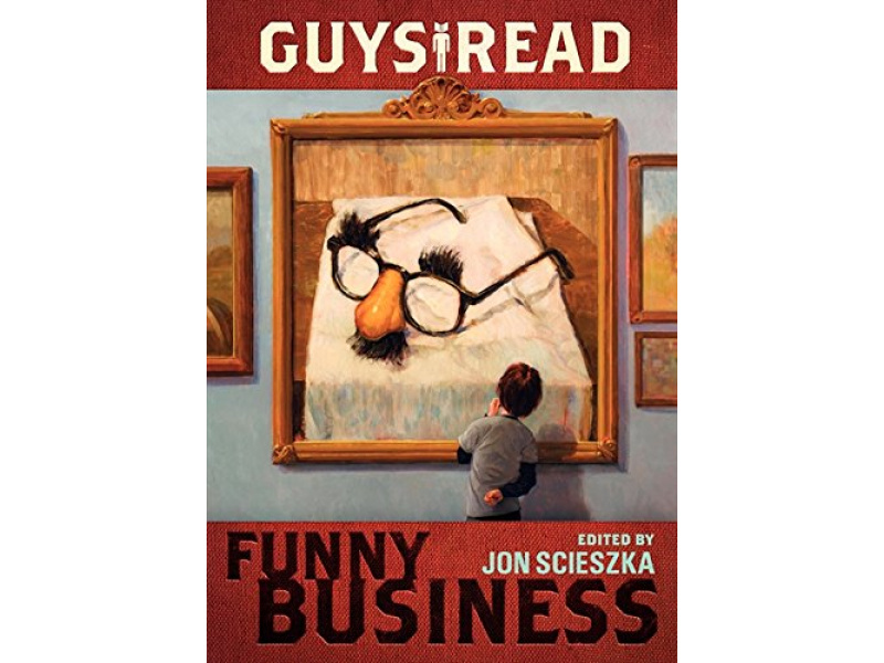 Imagen Guys Read VOL 1: Funny Business 1