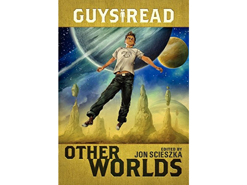 Imagen Guys Read VOL 4: Other Worlds 1