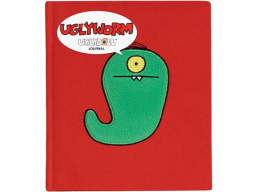 Imagen Hey Ugly! Uglydoll Uglyworm Journal