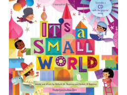 Imagen It's a small world (Book with CD)