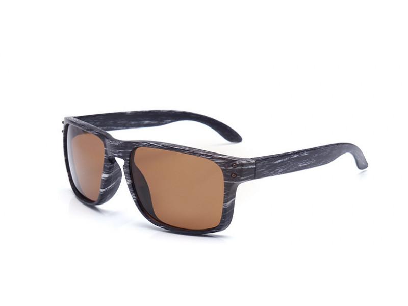 8e4eaabb12 Lentes Gafas de Sol Textura Madera Montura Gris: PS1085 Compra con ...
