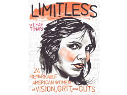 Imagen Limitless: 24 Remarkable American Women of Vision, Grit, and Guts