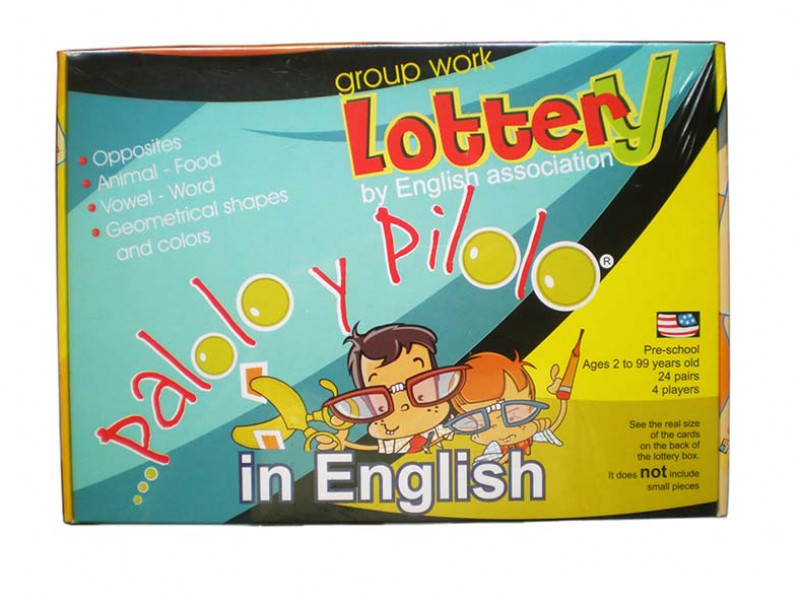 Imagen Lottery by English Association/Concentrate 1