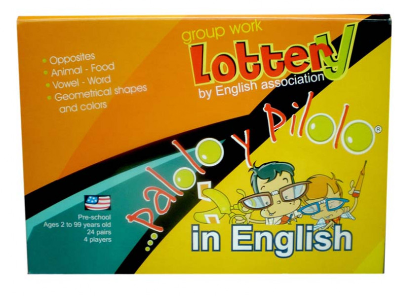 Imagen Lottery by English Association/Concentrate 4