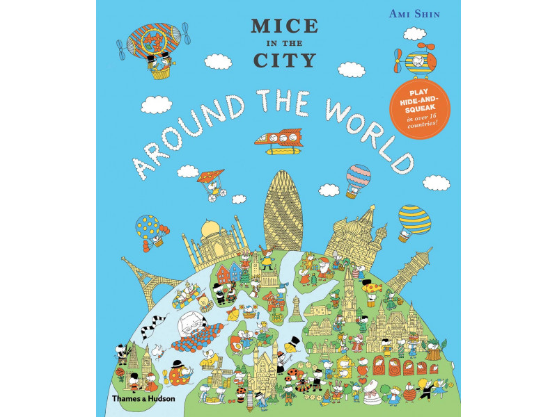 Imagen Mice in the City: Around the World 1
