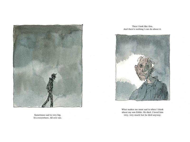 Michael Rosen's Sad Book: 9781406317848 • Nido de Libros