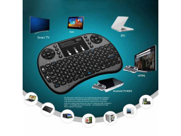 Imagen Mini Teclado Mouse Inalambrico Android Pc Smart Tv