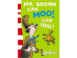 Imagen Mr. Brown Can Moo, Can You?