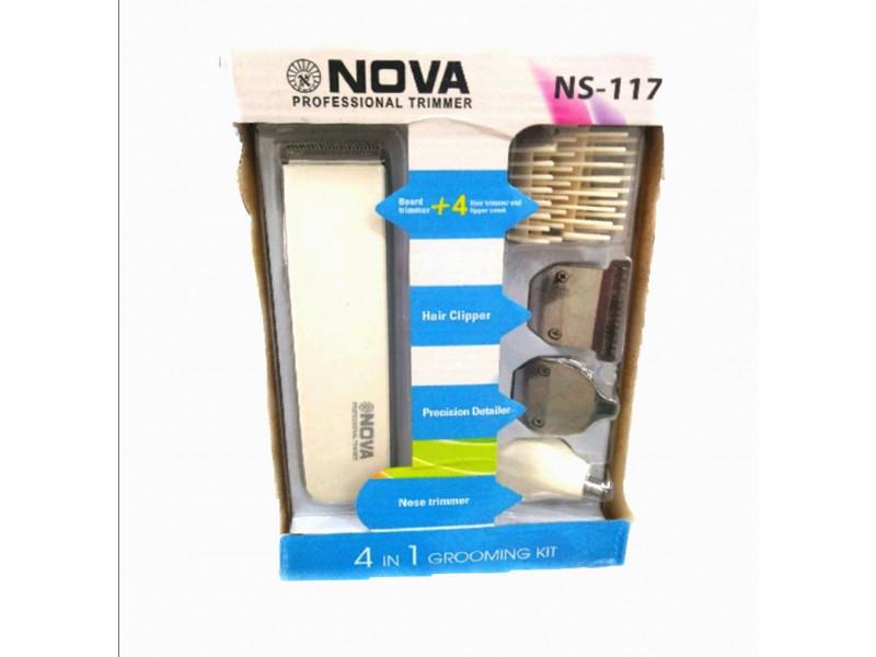 Patillera Afeitador Nova 4 En 1 Ns-117  Patillera Afeitador Nova 4 ... ac3faed27727