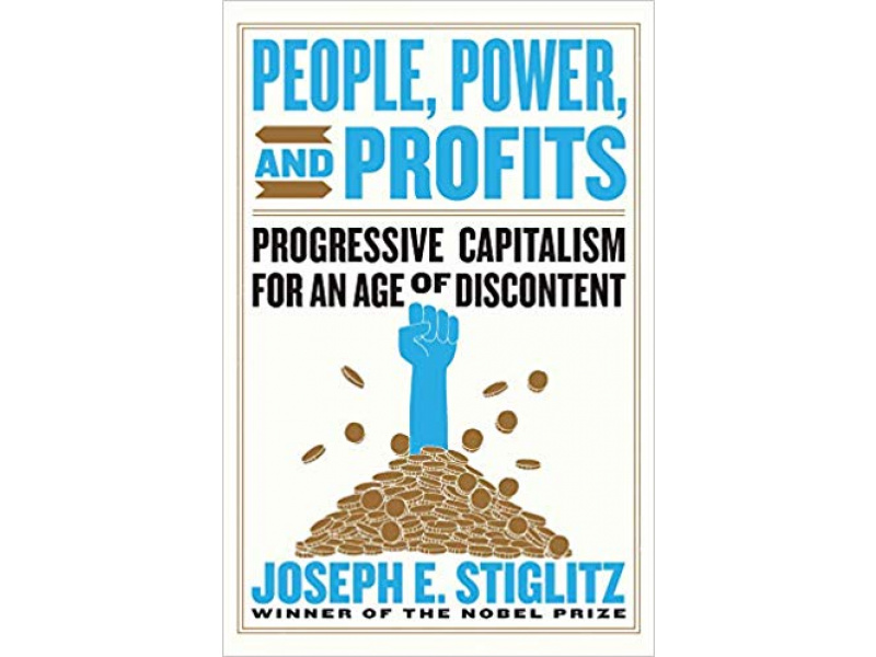 Imagen People, Power, and Profits: Progressive Capitalism for an Age of Discontent 1