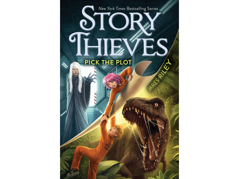 Imagen Pick the Plot -  Story Thieves (Book 4) 1