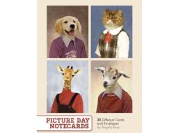 Imagen Picture Day Notecards