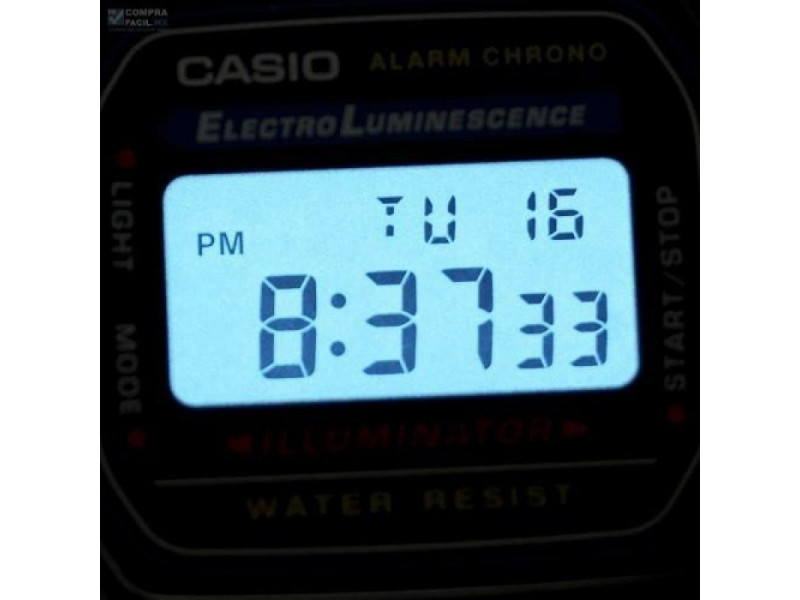 ce6ddec06350 Imagen Reloj Casio 100% Original Retro Plateado Unisex A168wa 2