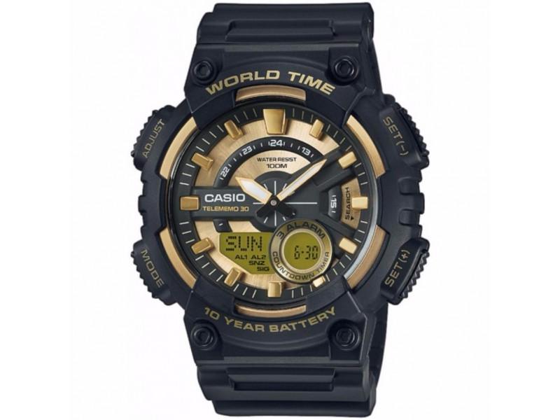 8baa9e0c21b0 Imagen Reloj Casio Aeq-110bw Deportivo
