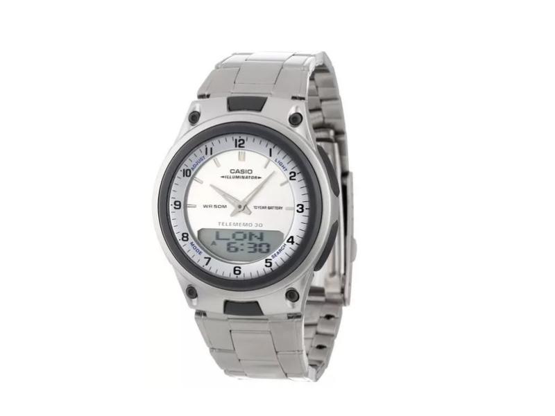 40f35fd9266e Reloj Casio Aw-80 Metalico Nuevo 100% Original  Aw-80