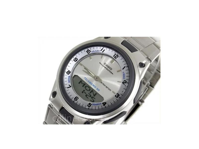 8ee3ec47ca66 Imagen Reloj Casio Aw-80 Metalico Nuevo 100% Original 3