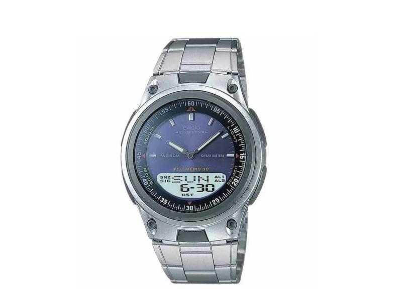 e570a9c91075 Imagen Reloj Casio Aw-80 Metalico Nuevo 100% Original 5